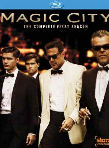 Magic City  The Complete First Season on blu-ray