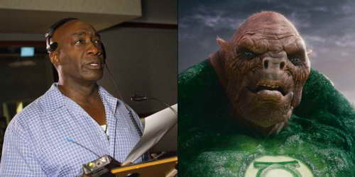 Michael Clarke Duncan in Green Lantern