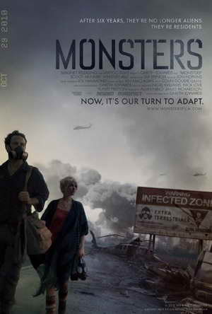 Monsters Review - movie poster