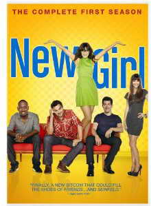 New Girl Season One on dvd