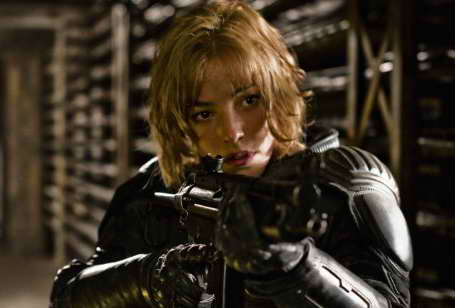 Olivia Thirlby in Dredd 3D movie review