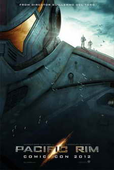 Pacific Rim movie poster 225w