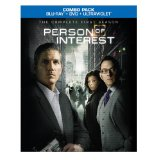 Person of Interest season 1 on Blu-ray