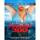 Piranha 3DD on Blu-ray