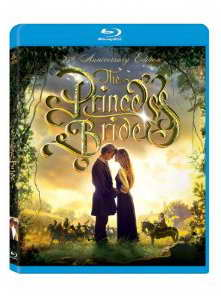 Princess Bride 25th Anniversary Edition on blu-ray