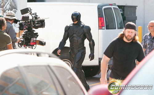 Robocop Remake Set Image via ComingSoon_net