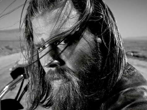 Ryan Hurst as Opie in Sons of Anarchy