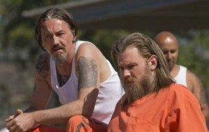 Ryan Hurst as Opie in Sons of Anarchy 100p