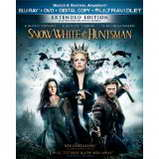 Snow White and the Huntsman on DVD and Blu-ray p
