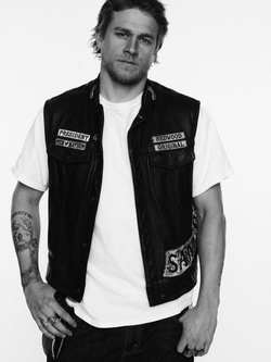 Sons of Anarchy - Charlie Hunnam as Jax