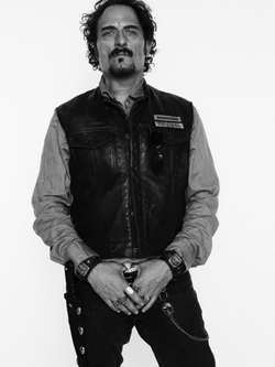 Sons of Anarchy - Kim Coates as Tig