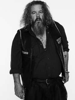 Sons of Anarchy - Mark Boone as Bobby
