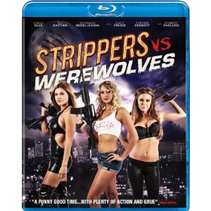 Stripper vs Werewolves