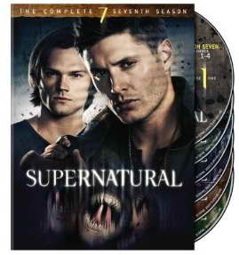 Supernatural season 7 on DVD