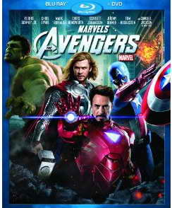 The Avengers fr Joss Whedon on Blu-ray and DVD