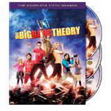 The Big Bang Theory season five DVD