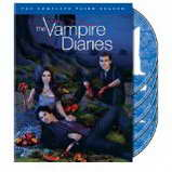The Vampire Diaries season 3 on DVD