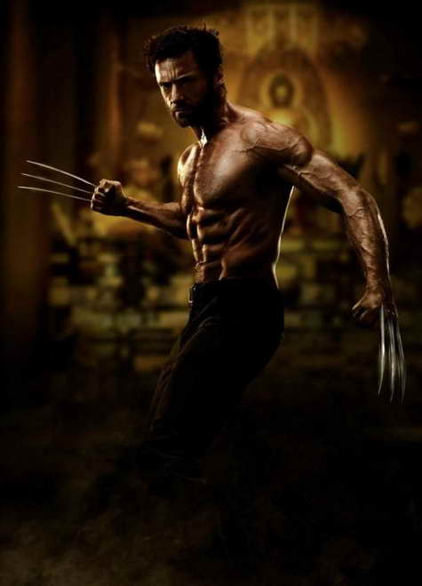 The Wolverine news - Hugh Jackman first promo image