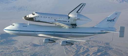 Shuttle Endeavor Endeavor Space Shuttle