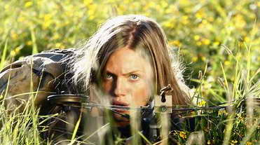 Tracy Spiridakos in Revolution as Charlie
