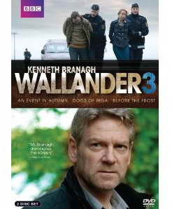 Wallander s3 on DVD