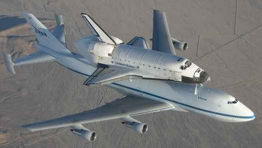 Shuttle Endeavor Where is Shuttle Endeavor