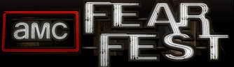 AMC Fearfest schedule
