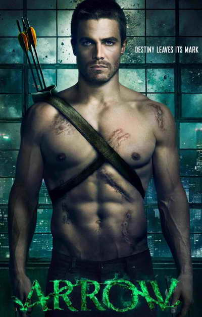Arrow season premiere TV review