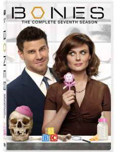 Bones seventh season on DVD