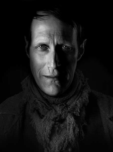Christopher Heyerdahl in Hell on Wheels