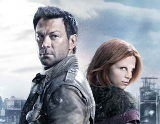 Defiance series and MMO from Syfy
