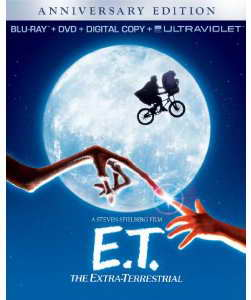 ET Anniversary edition on Blu-ray