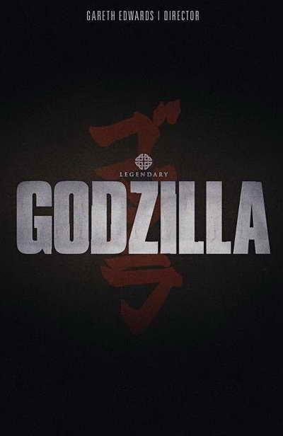Godzilla Movie promo art poster