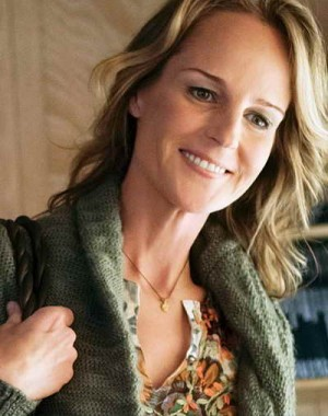 Helen Hunt in The Sessions movie