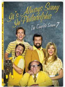 It&#039;s Always Sunny in Philadelphia season 7 on DVD