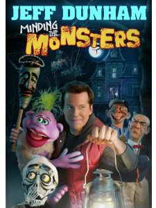 Jeff Dunham Minding the Monsters on DVD