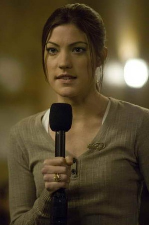 Jennifer Carpenter in Quarantine movie