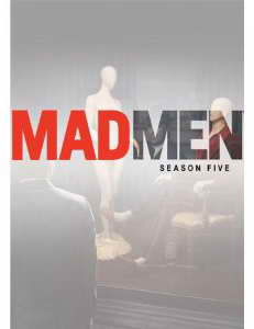 Mad Men Season Five on DVD