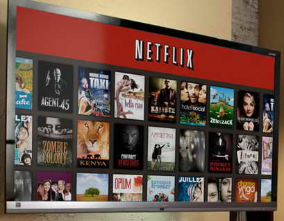 Netflix TV Subscription image