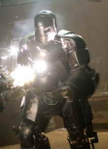 Original Iron Man armor fr the movie