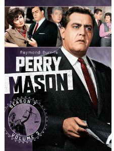 Perry Mason The Seventh Season, Vol. 2 on DVD