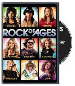 Rock of Ages on DVD