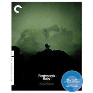 Rosemary&#039;s Baby on Blu-ray