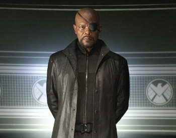 Samuel L. Jackson in The Avengers - Did Col Fury and Agent Coulson have a plan