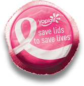 Save Lids To Save Lives (The fight against breast cancer)