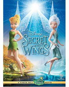Secret of the Wings on DVD
