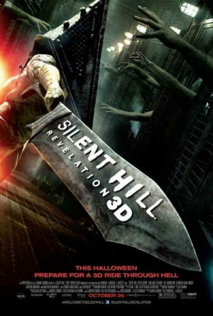 Silent Hill Revelation movie poster