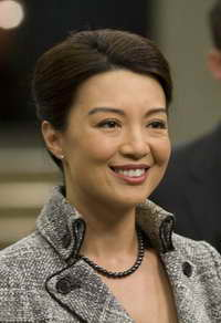 Ming-Na cast in S.H.I.E.L.D.