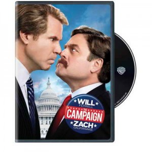 The Campaign on DVD