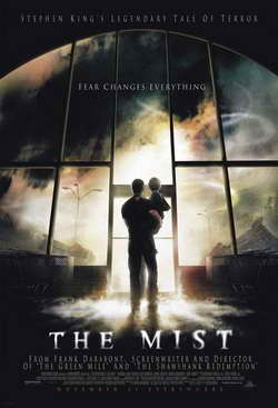 The Mist promo art (directed by Frank Darabont)